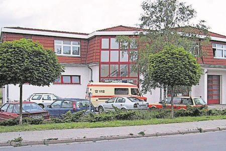 Forster Rettungswache ist umgezogen