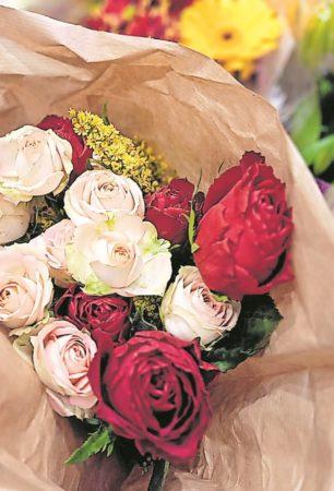 Am nächsten Sonntag ist Valentinstag