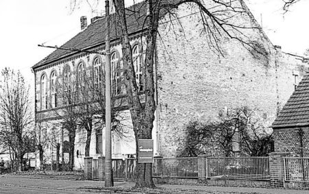 """Damals war´s: Gaststätte """"Zur Post"""" in Cottbus-Madlow"""