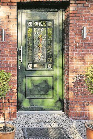 Haustüren und Trends