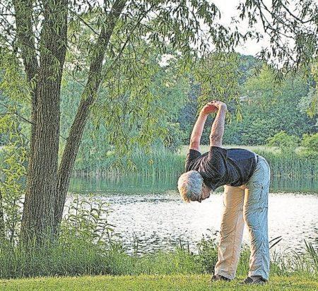 Tag der Rückengesundheit: Raus aus dem Schmerz