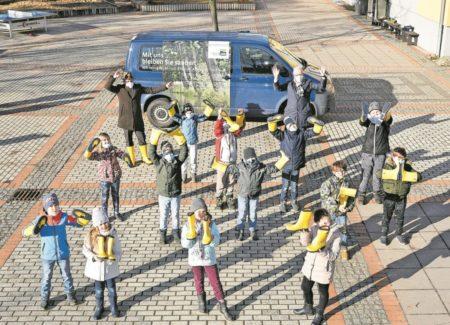 LWG unterstützt Umweltschule Dissenchen