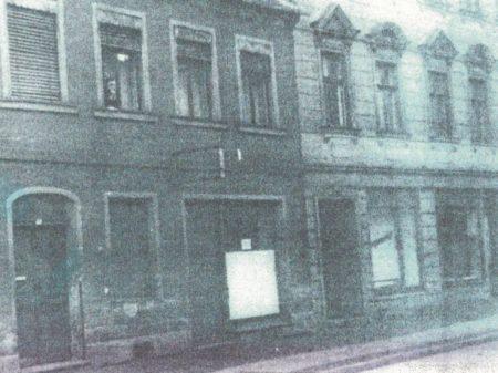 Bilder aus dem alten Cottbus: Burgstraße ist voller Geschichten