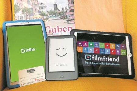 Gubener Stadtbibliothek Ostern geschlossen
