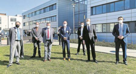 Neue Digital-Dimension für das Carl-Thiem-Klinikum Cottbus