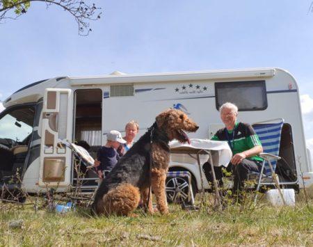 Camping wird immer beliebter
