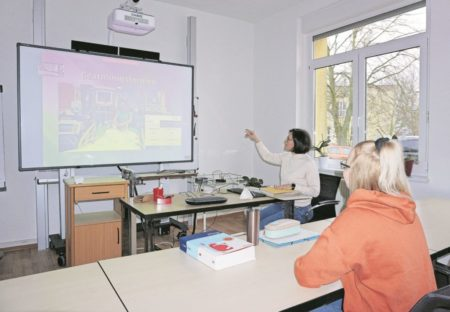 DRK-Bildungszentrum Senftenberg ist gut ausgerüstet