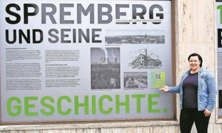 Spremberger Geschichte im Schaufenster