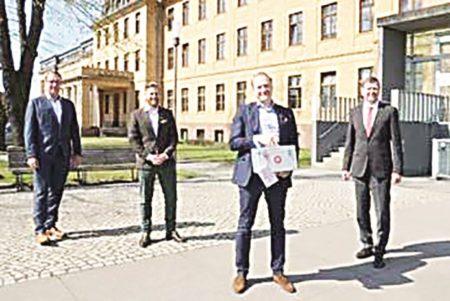 Neue Geschäftsführung für Klinikum Niederlausitz