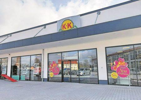 Neues Peitzer Malxe-Center bietet große Shopping Vielfalt