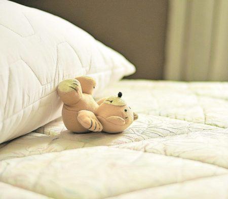 Erholter Rücken durch gute Matratze