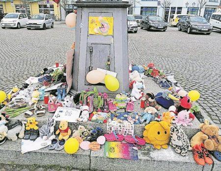 Stiller Protest in Spremberg
