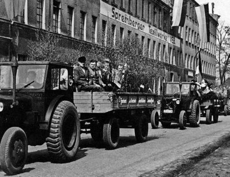 Altes Spremberg: Einst Traktoren, später Tanzpalast