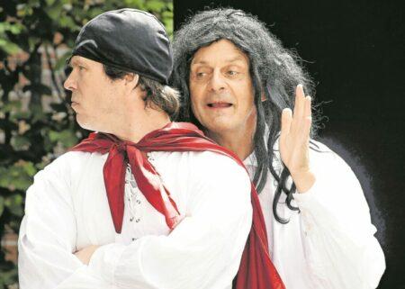 Stücktrio im Cottbuser Piccolotheater