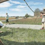 Slawenburg Raddusch führt durch Lausitzer Frühgeschichte