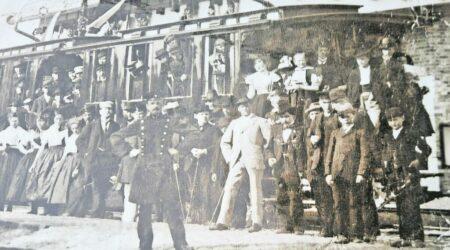 Erste Fahrt der Spreewaldbahn hat allen gefallen