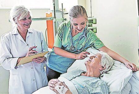 Aktionstag für Pflegeberufe