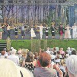 Open Air mit Ballett-Zauber und Best Of der Oper in Tatort-Manier in Cottbus