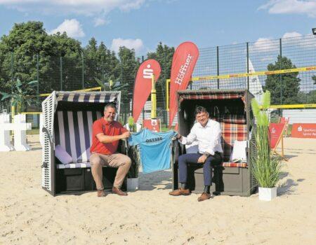 Erste OstSee-Sportspiele in Willmersdorf