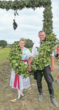Neues Ja-Wort von Ströbitzer Paar steht in langer wendischer Traditionslinie