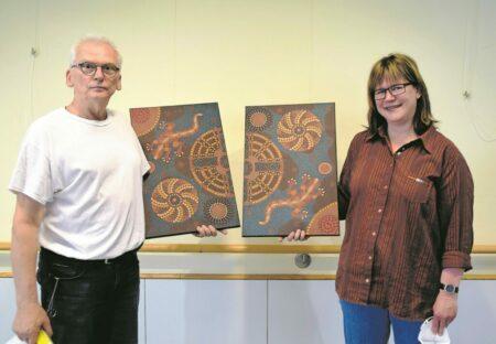 Neue Kunstausstellung im Gubener Wilke-Stift