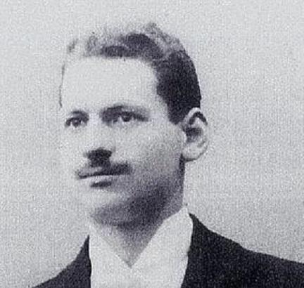 Gustav Schuft in Athen
