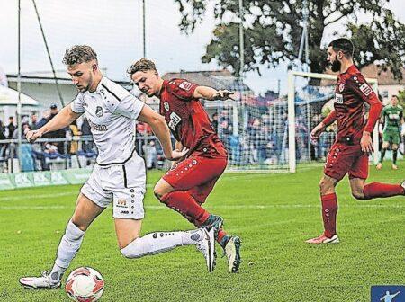Highlight der Saisonvorbereitung: Krieschow gegenSpremberg