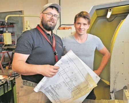 Metallbauer stellen Weichen für Branchenzukunft