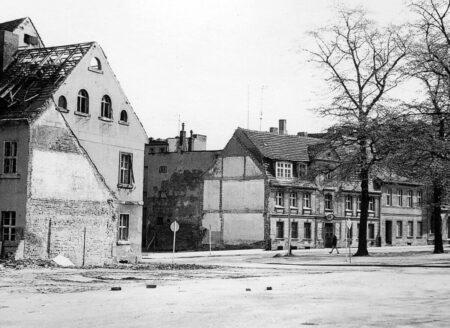 Altes Cottbus; Geschichten zu Füßen der Oberkirche