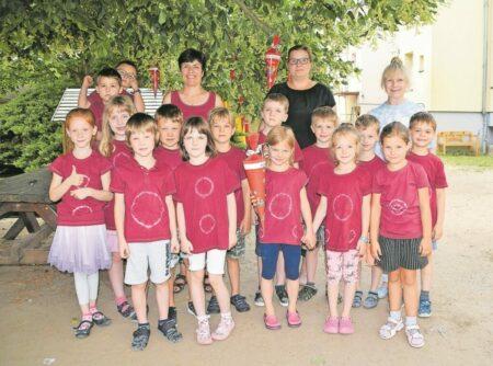 Naemi-Wilke-Stift Guben feiert Zuckertütenfest