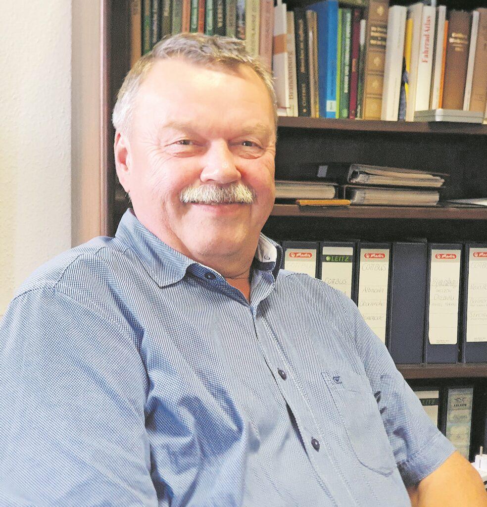 Bundestagsabgeordneter Dr. Klaus-Peter Schulze: Kein Koffer in Berlin