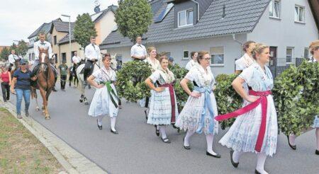 Wieder Erntefest in Ströbitz