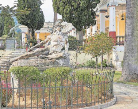 Reisebericht Griechenland: Bei Sissi auf Korfu