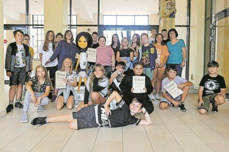 Gubener Friedensschule führt