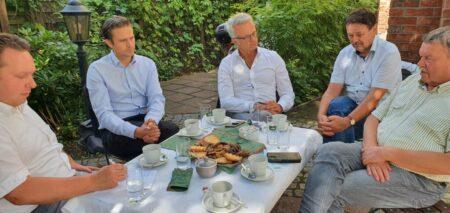 Wahl: Lausitzer CDU auf Sommertour