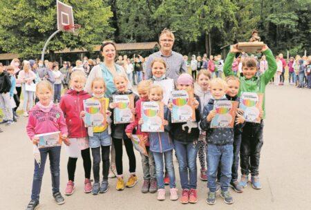Lesesommer in Kolkwitz