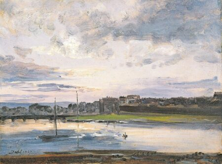Dahl-Gemälde zurück in Cottbus