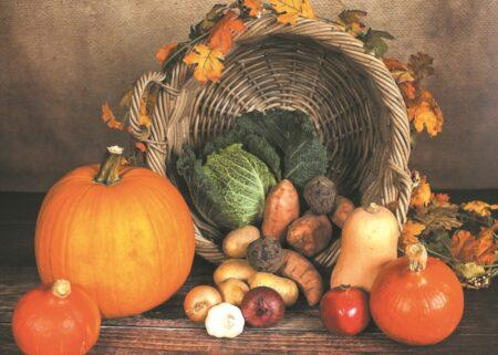 Regional und saisonal in den Herbst