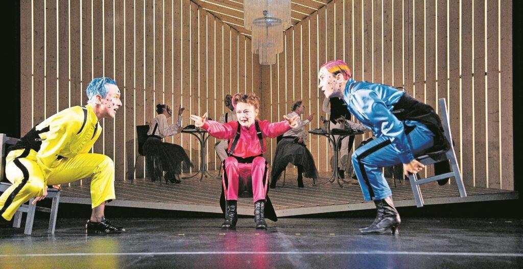 Gemeinschaftsprojekt mit Moskauer Theater feiert Premiere beim Staatstheater Cottbus