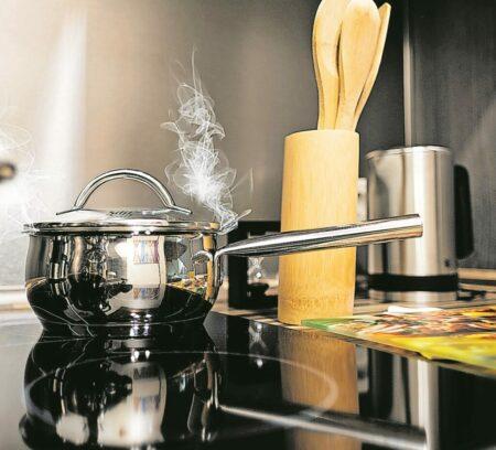 Gesund kochen fängt bei der Ausstattung an