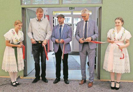 Turnhalle Werben nach Sanierung eingeweiht