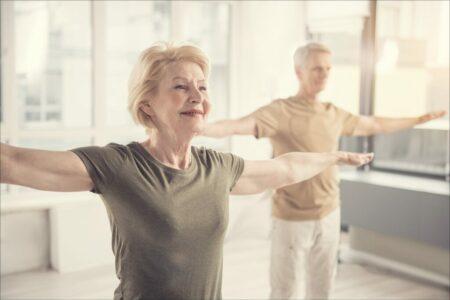 Gesund und aktiv durch den Alltag