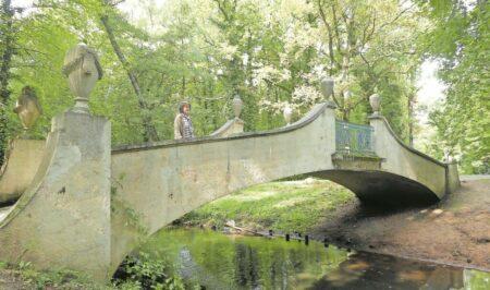 Altes Cottbus: Brückeneinweihung war OB Werners letzte Amtshandlung
