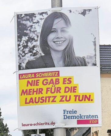 """""""Wer FDP gut findet, wählt mich"""" Laura Schieritz als Direktkandidatin für den Deutschen Bundestag"""