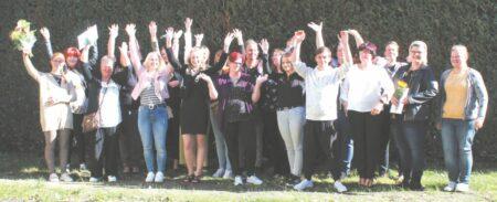22 neue staatlich anerkannte Altenpfleger in Senftenberg