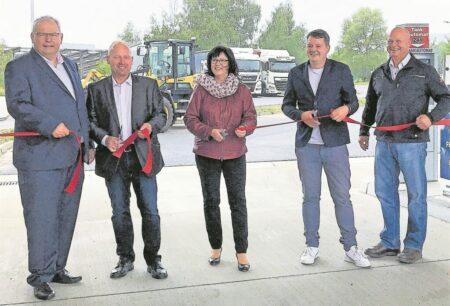 Neueröffnung im Industriepark Pumpe