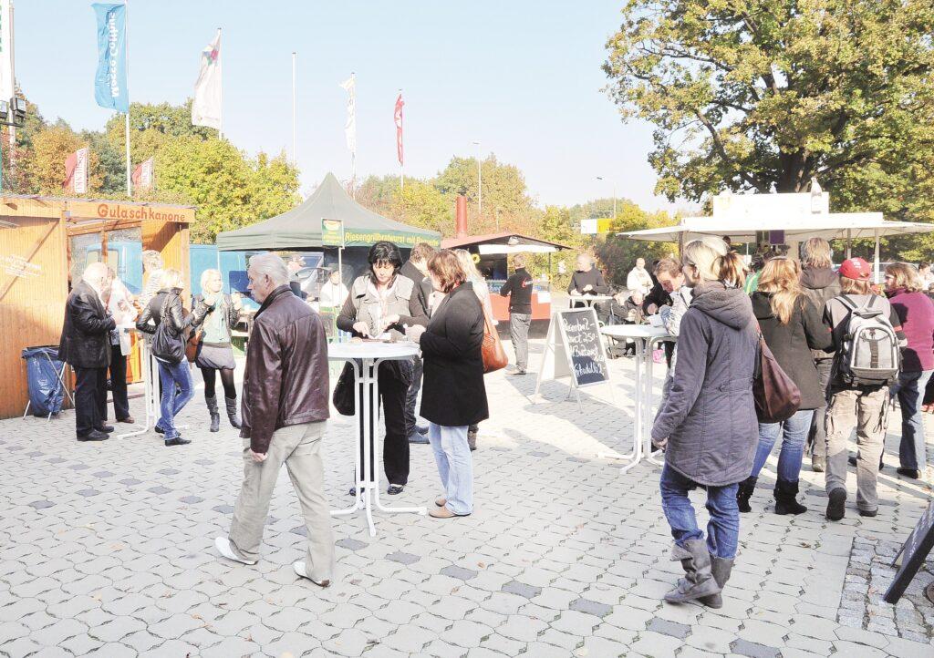 Traditionelle Herbstmesse kehrt in Cottbuser Messehalle zurück